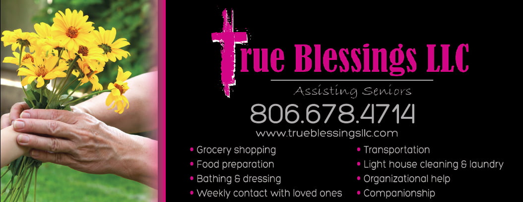 True Blessings 8-14