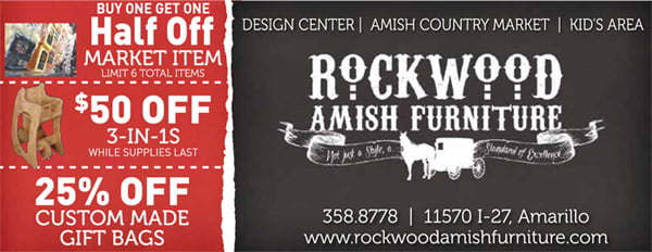 rockwood amish furniture