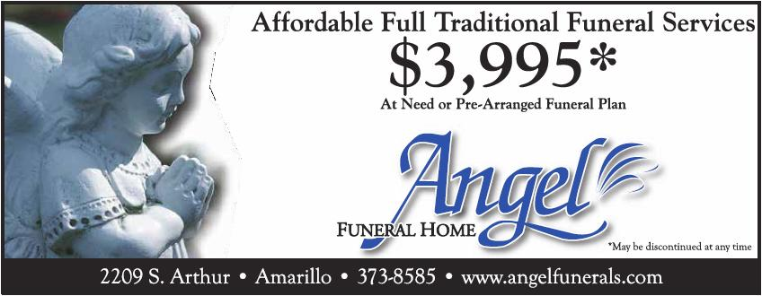 Angel Funeral Home