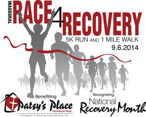 Inaugural Race 4 Recovery @ Thompson Park