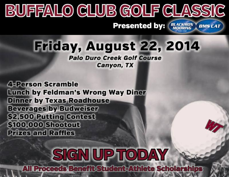 2014 Buffalo Club Golf Classic