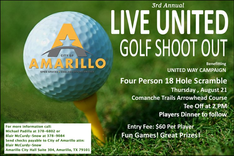 Live United Golf Shoot Out