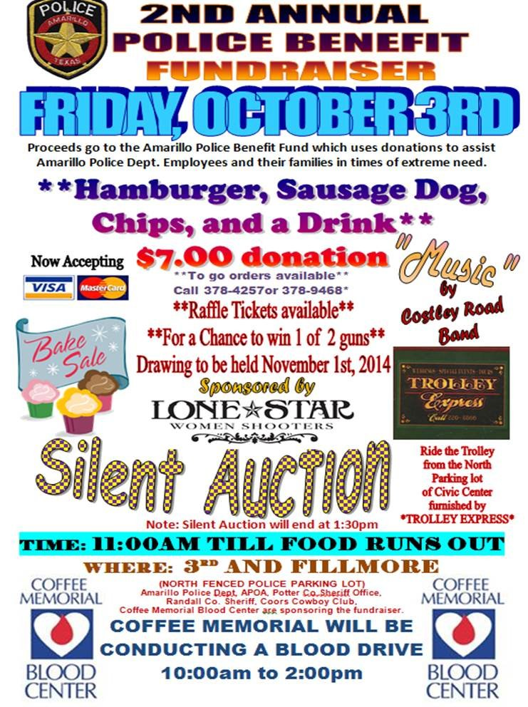 Police Benefit Fundraiser