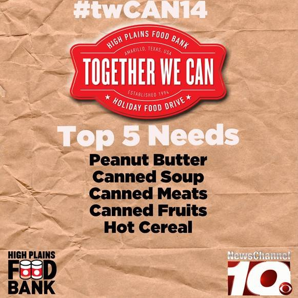 Together We Can by High Plains Food Bank
