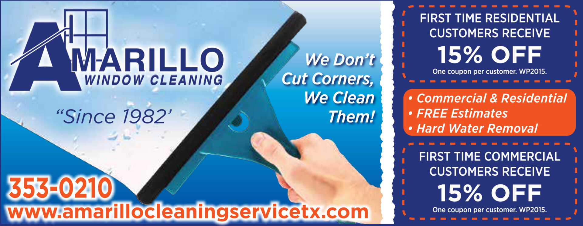 Amarillo Window Cleaning 2-15