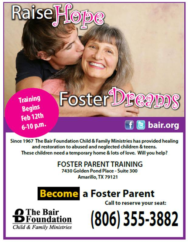 Foster Parent Training