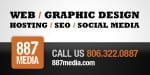 887 Media – Amarillo Web Design