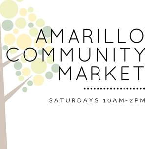 Center City Presents Amarillo Community Market @ Amarillo | Texas | United States