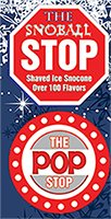 The Pop Stop and SnoBall Stop