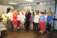 Mayor Paul Harpole at the Panhandle Independent Living Center Y.E.S. Program.jpg