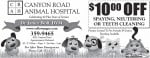 Canyon Road Animal Hospital