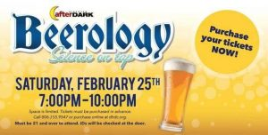 The Discovery Center Announces Annual AfterDark Event:Beerology: Science on Tap