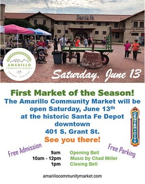 Amarillo Community Market! @ Virtual Amarillo Community Market! | Amarillo | Texas | United States