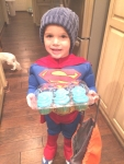 WP Angel - Betton Davis with his Birthday cupcakes and Halloween Costume.jpg